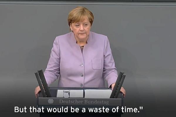 德铁娘子警告英别对退欧抱幻想 欧盟将一致对英