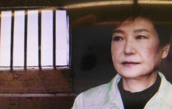 朴槿惠狱中 对自己单间牢房不满