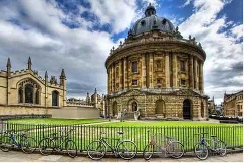 牛津大学大礼堂的橡木横梁告诉我们——最伟大的力量是责任