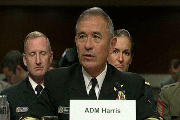 美海军司令哈里斯:美国方案足以应对朝鲜半岛危机
