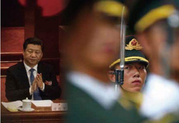 中共武警部队将有三大变化 主要目的其实只有一个