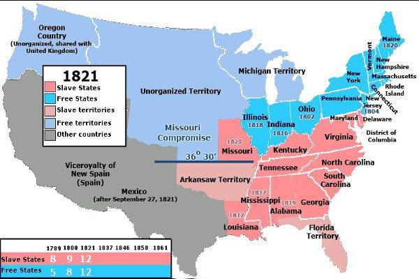 美国史话(四十八)废奴激辩策归妥协