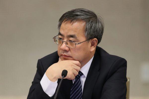 胡春华卸任中共广东书记后 去向仍未明朗