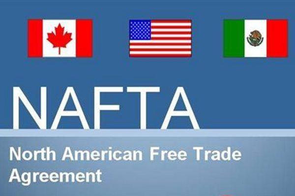 美加墨将重新谈判北美自贸协定 三国共同受益