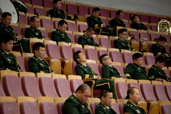 德媒公布中国军力最新排名 腐败拖了后腿?