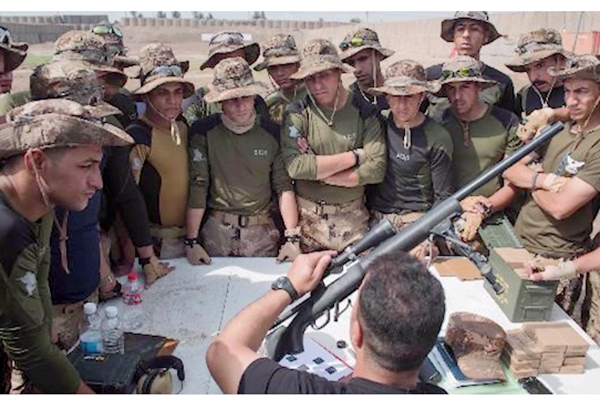 美领导的多国联军在叙利亚、伊拉克打击ISIS近况