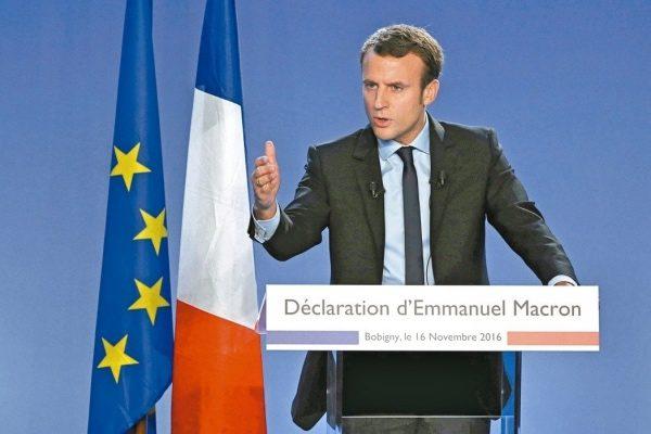 法国立法大选前马克龙布局 勒庞宣布参选