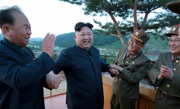 """金正恩""""最爱""""导弹计划三人组大起底 美列黑名单"""