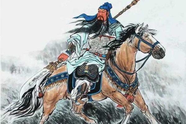 三国英雄外传——关羽篇(二)神龙护体之青龙偃月刀