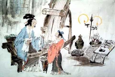 中国历史上七位伟大的母亲