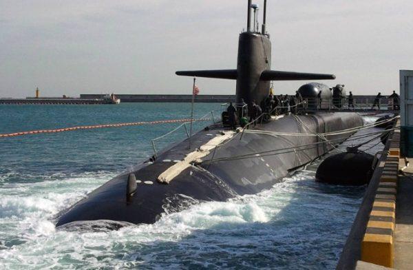 应对朝鲜威胁 美韩成立联合海军作战部