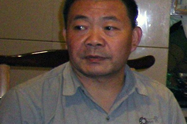 成都异议人士黄晓敏遭警方秘密抓捕