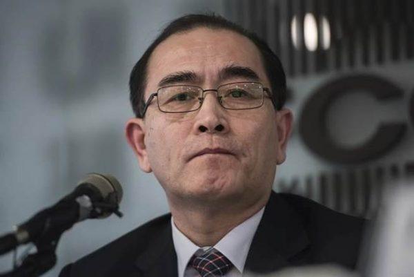 朝鲜脱北最高官:灭金正恩政权是朝核唯一解决法