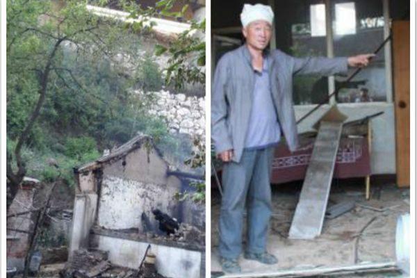 河北张石高速涞源段爆炸13死 21伤3重伤