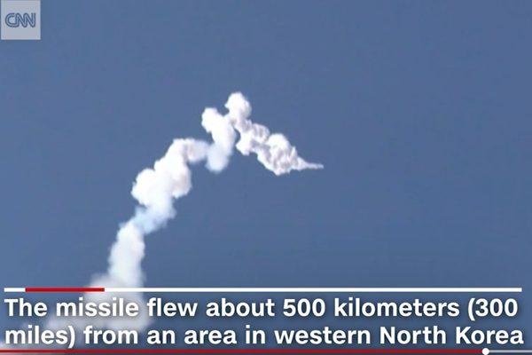 美国警告不能让朝鲜失控制造出洲际核导弹