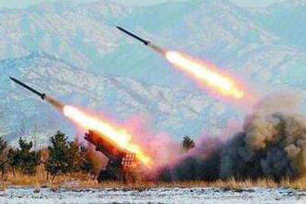 韩国向来自朝鲜的不明物鸣枪警告
