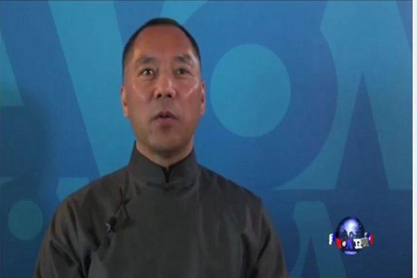 郭文贵爆料习近平查王岐山内幕 保护伞被指是现任常委刘云山