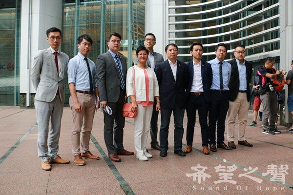 张德江高调赞扬澳门立法基本法23条 被批变相施压香港准特首