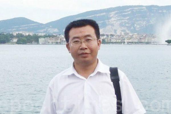 执法者违法 江天勇之律师控告长沙公安局长唐向阳