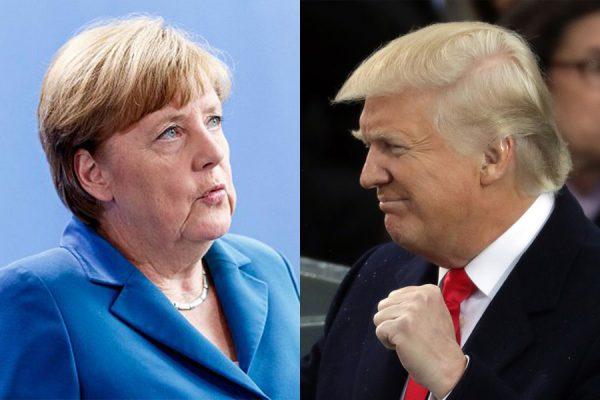 默克尔:欧盟需要掌握自己的命运