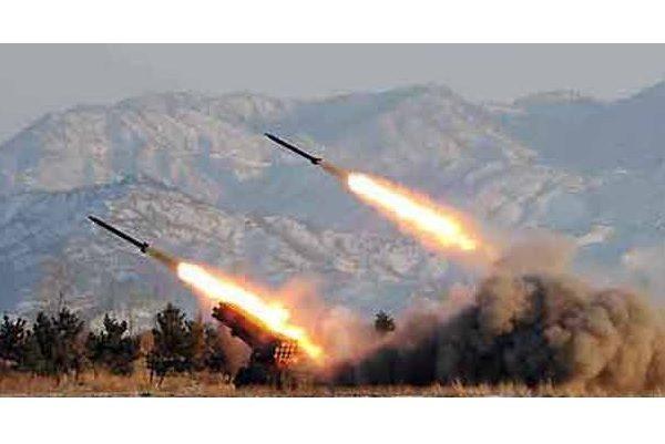 又来!朝鲜再射导弹 美军方:若开战 中俄均受威胁