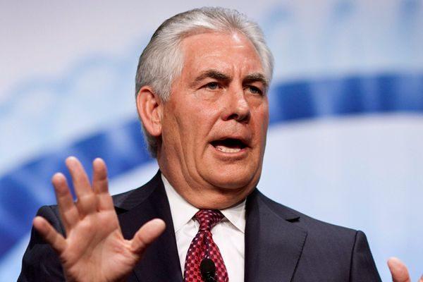 蒂勒森吁东盟十国协助制裁 切断朝鲜金源 降级外交关系