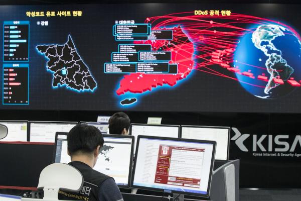 路透独家:朝鲜骇客境外频频发起网攻 令人担忧