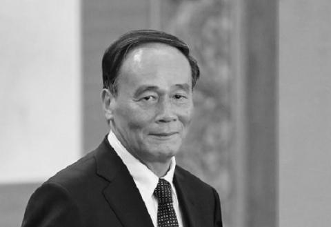反腐主力王岐山在湖南成为中共十九大代表