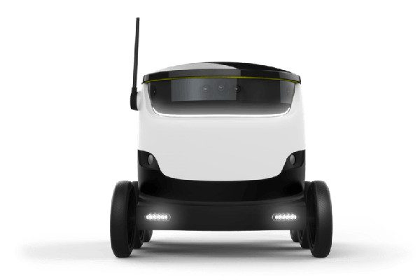 Wisconsin州長簽署新條例 允許送貨機器人上路