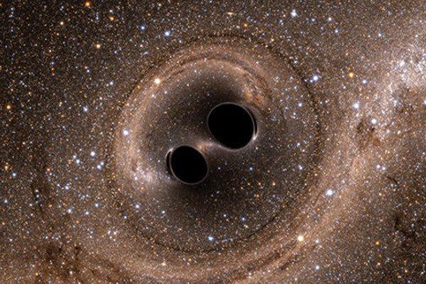 科学家观测到第三次引力波