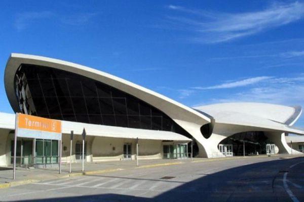 事件发生地纽约肯尼迪国际机场(网络图片)