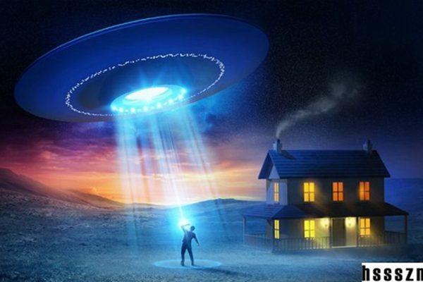 """一名技工在建造完UFO后就""""人间蒸发了"""""""