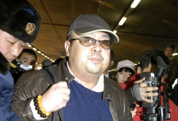 金正男被曝遇害前身揣12万美元 或为情报酬劳