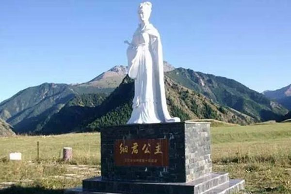 历史上第一位有名有姓的和亲公主——刘细君