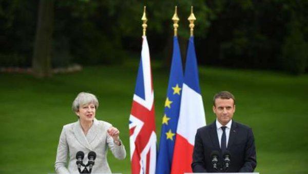 《欧洲要闻》 胜负乃政坛常事 英国首相梅与法国总统马克龙的输与赢