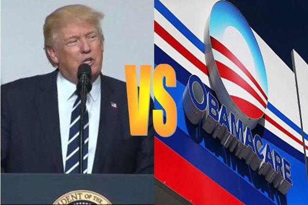 热点大家谈:川普健保PK奥巴马健保,您怎样看待两党健保改革之争?