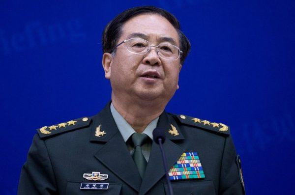 十九大有望成军委副主席 房峰辉坐镇中美高层对话