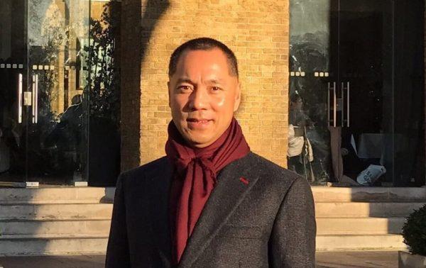 郭文贵再陷3桩诉案 海外爆料边批王岐山边赞江泽民曾庆红