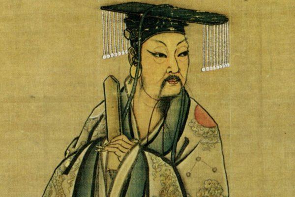 【文化博物馆】治理洪水的帝禹