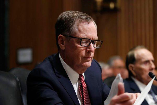 美貿易代表反對給中國「市場經濟」及福特中國生產