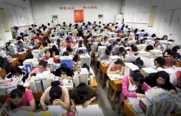 超级中学皆为造神,考试机器扭曲价值观