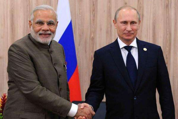 俄印紧密合作 多方制衡中国
