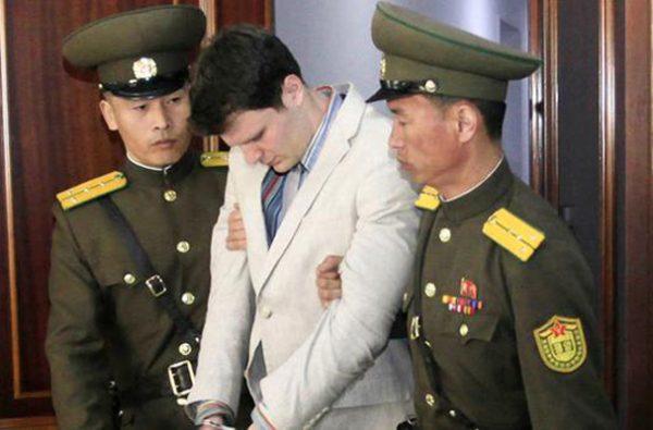 奥托在朝鲜时的照片