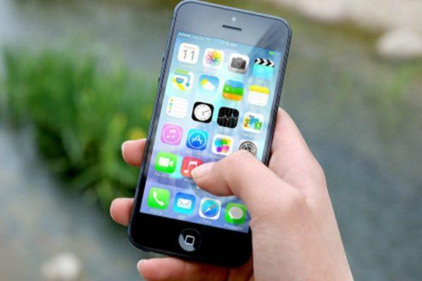 手机上的应用程序,随时成为你被窃听的工具。(图片来源:Pixabay)