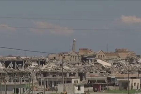 联军空袭叙利亚 击毙一伊斯兰国财务协调人