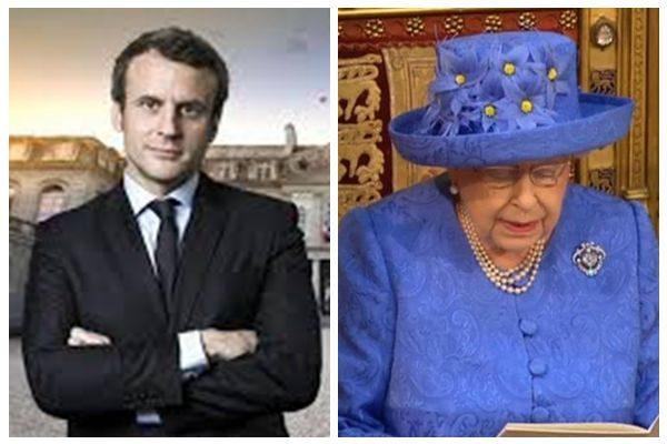 马克龙内阁陷丑闻被迫重组 英国正式开启脱欧谈判