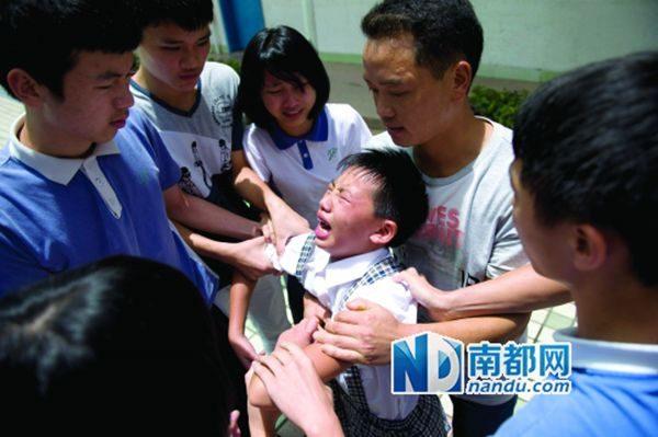 广西杨六斤被绑架回家