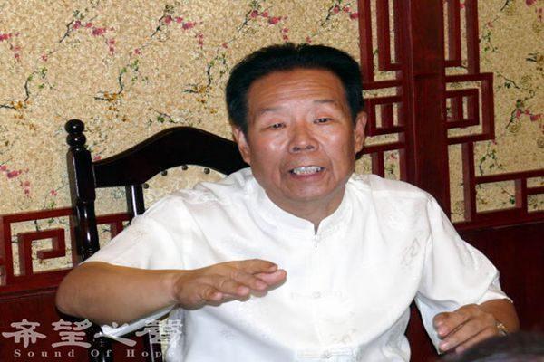 """专访辛子陵(一):江泽民当年镇压法轮功是冲昏头脑 想""""整人立威"""""""
