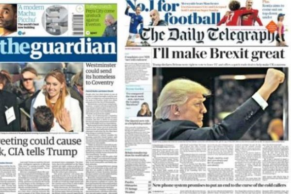 英贸易部长访美 两国有望达成贸易协定?