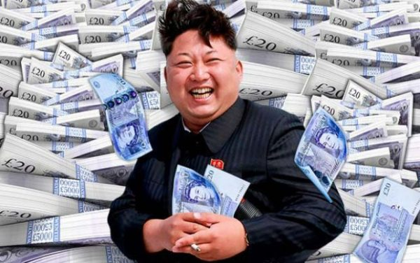 金正恩穷疯了 朝鲜外劳在俄国惨如奴隶赚钱外汇